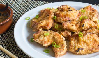 Recept voor Chinese zoetzure citroenkip
