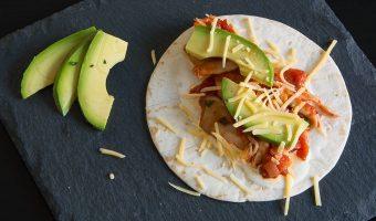Makkelijke Mexicaanse kiptaco's zonder kant-en-klare kruidenmix