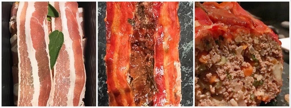 Amerikaans meatloaf