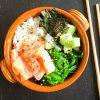 Proef thuis echte Japanse smaken met razendsnelle sushi uit een kom