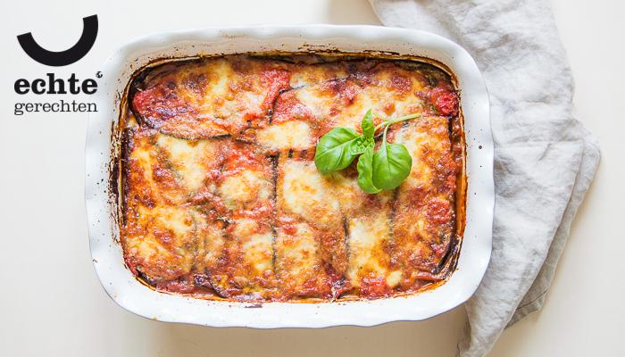 Siciliaanse Melanzane alla Parmigiani