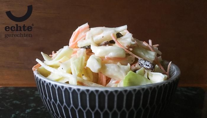 Amerikaanse coleslaw 700x400