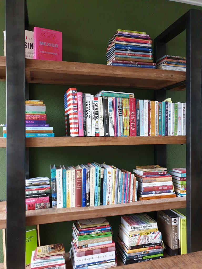 Mijn kookboekencollectie - Marjolein de Bruijn - EchteGerechten