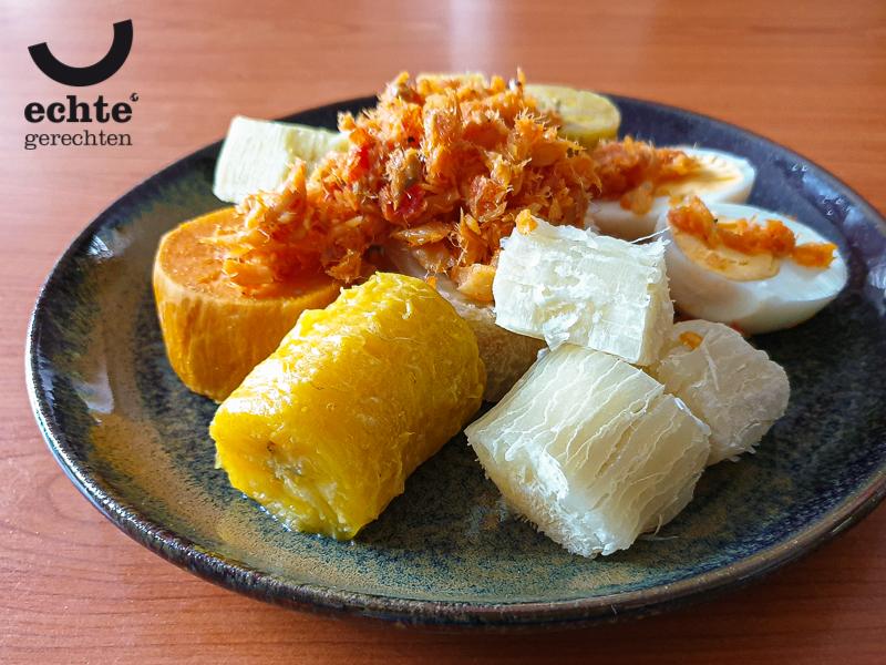 Surinaamse-HeriHeri-recept-bakkeljauw-cassave-ei